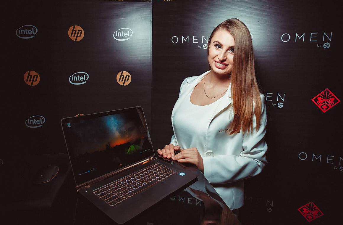 Презентация HP в Алматы