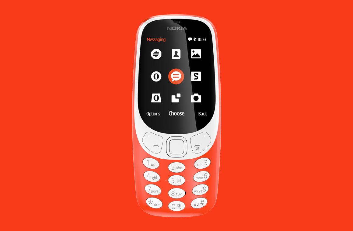 Nokia 3310 на MWC 2017