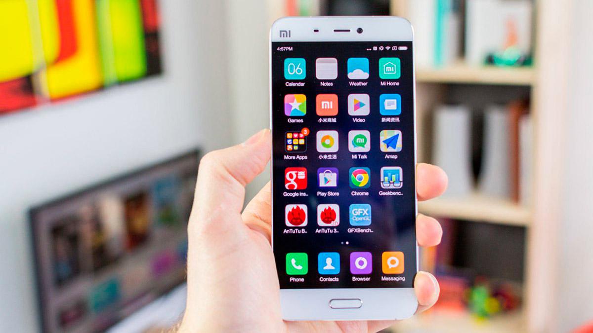 Xiaomi Mi6 цена