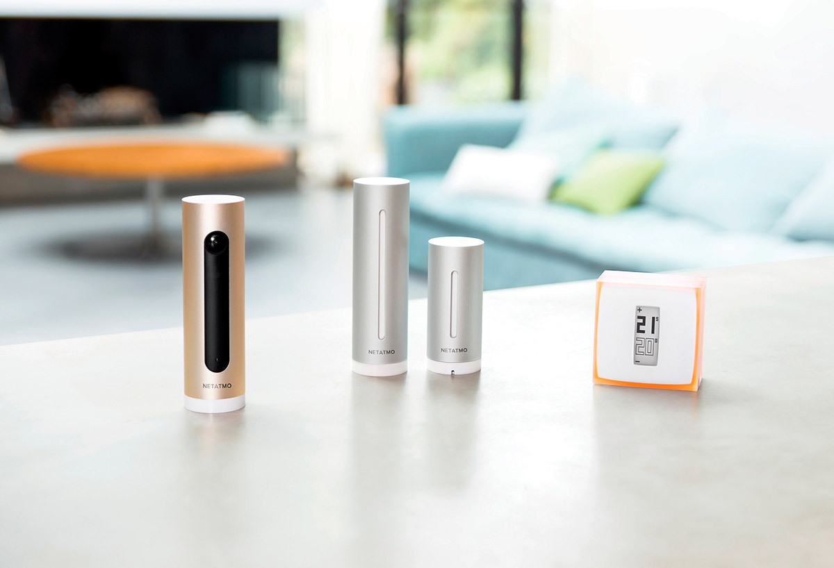 Netatmo Thermostat контроль температуры
