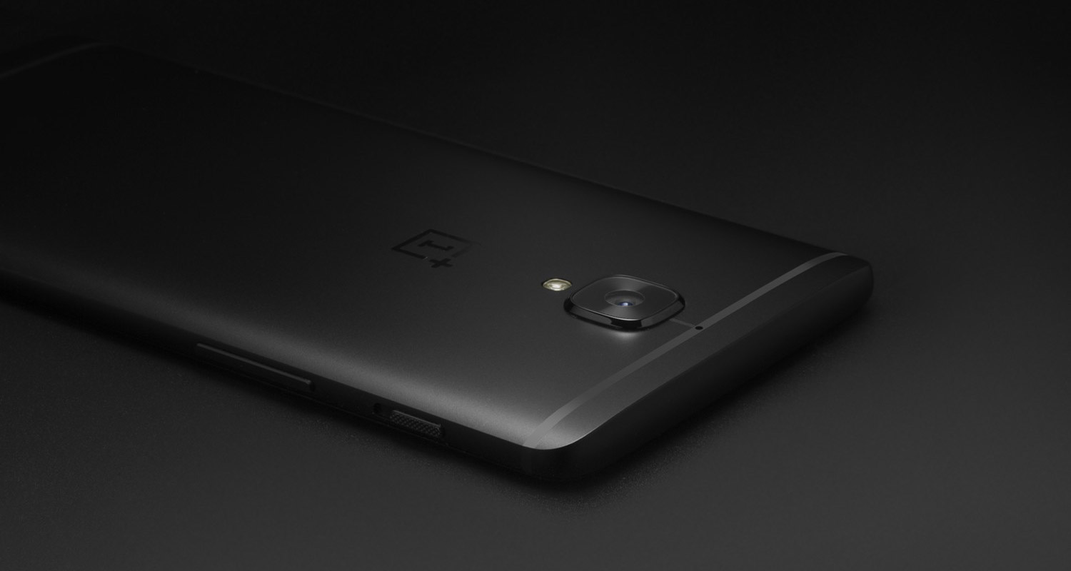 oneplus 3t midnight black camera
