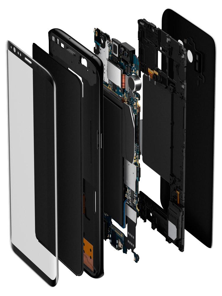 Samsung Galaxy S8 характеристики