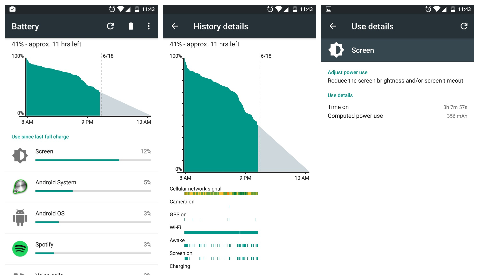 oneplus 3t battery