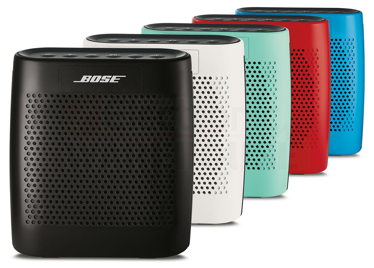 bose soundlink color all colors