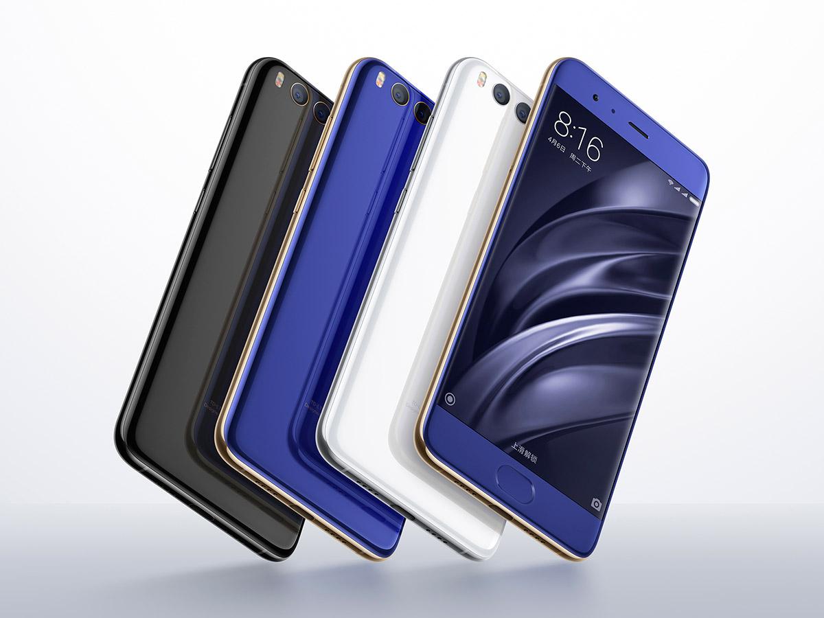 Xiaomi Mi6 дата выхода