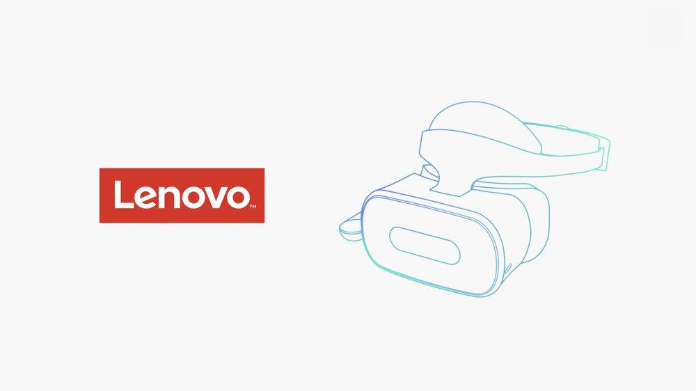 VR очки Lenovo