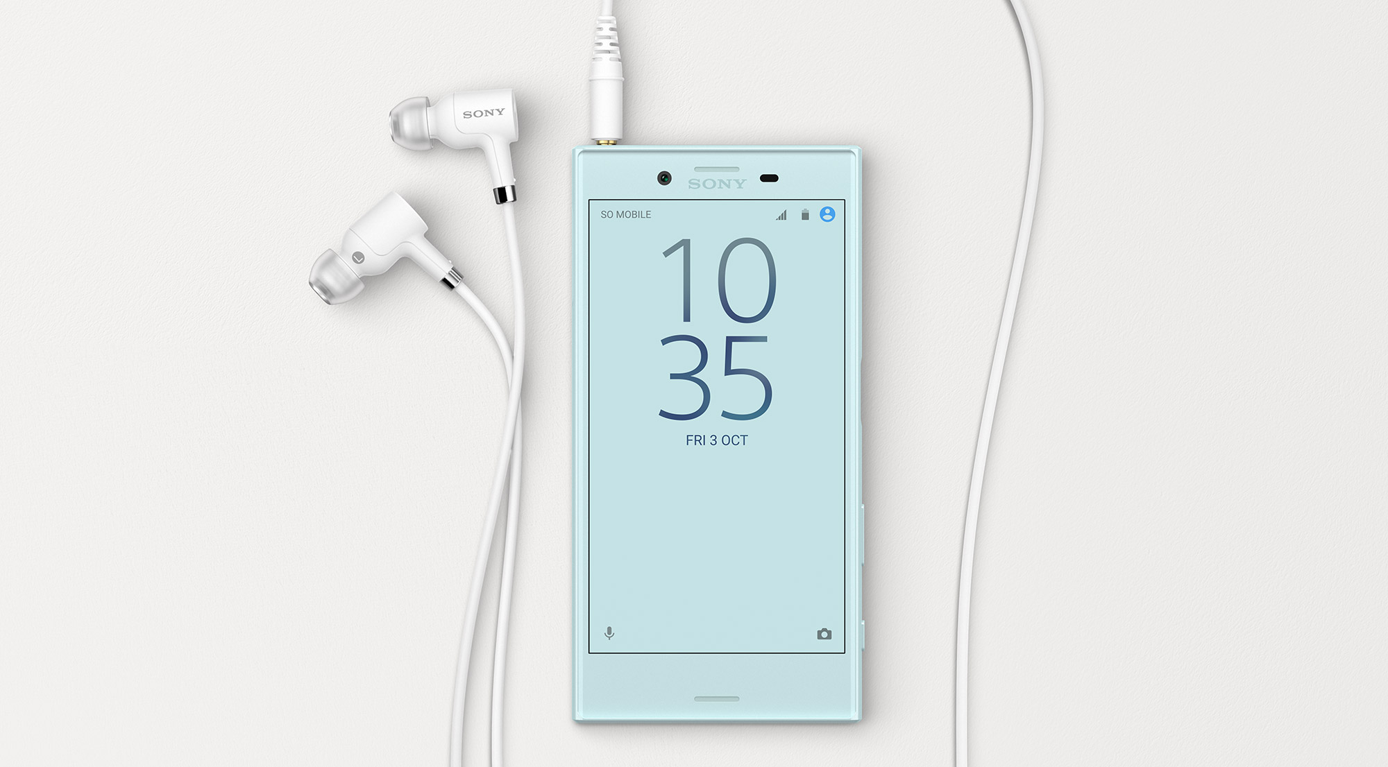 sony xperia x compact music