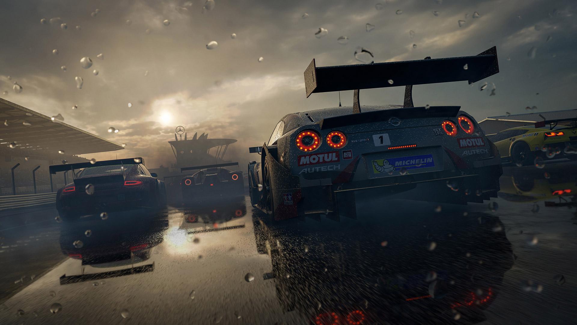 Forza Motorsport 7 xbox one x