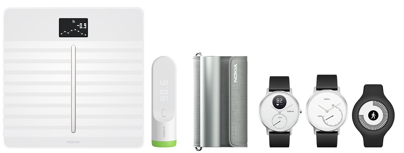 Withings and Nokia
