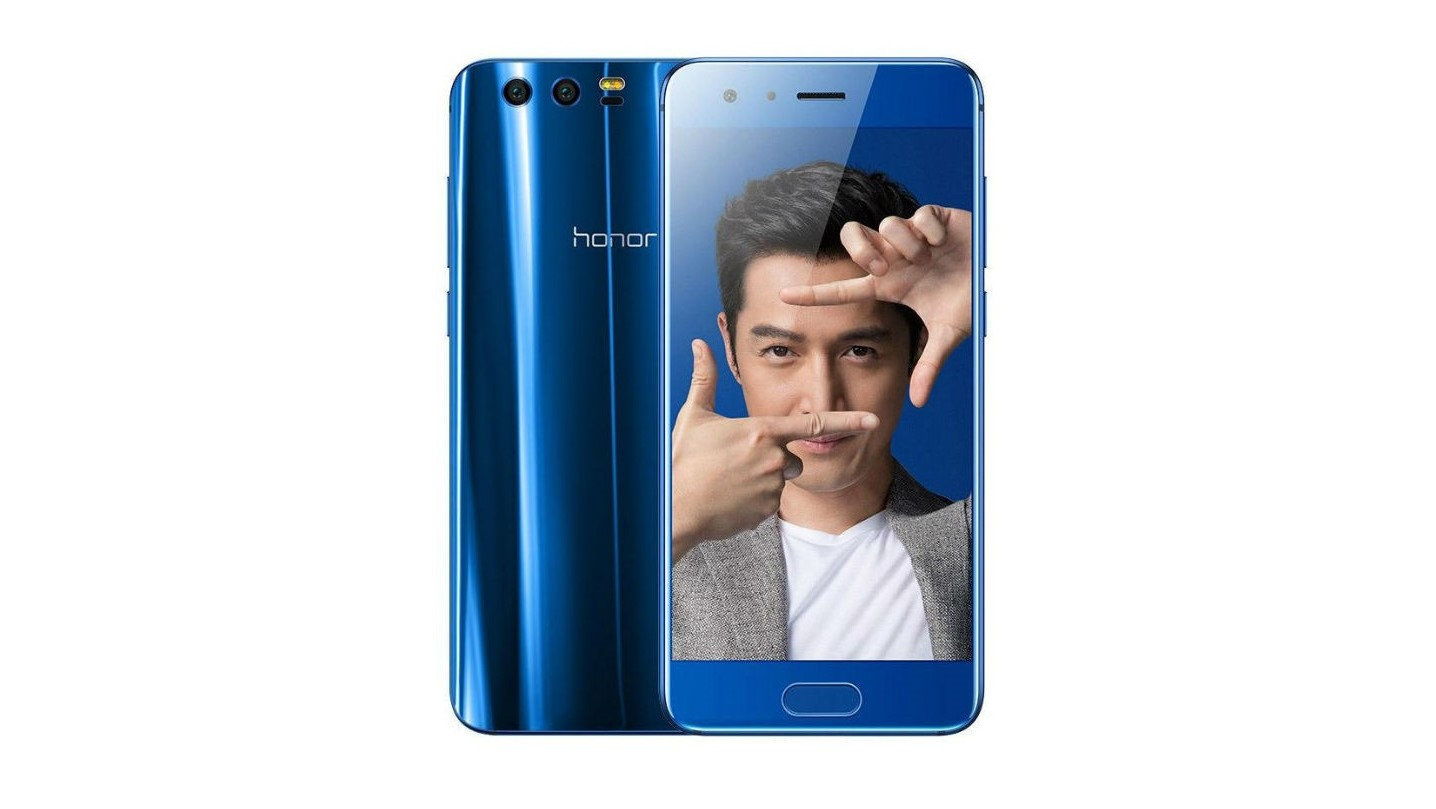 huawei honor 9 blue