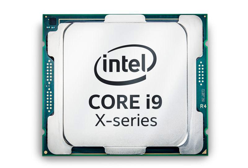 Intel Core i9 X
