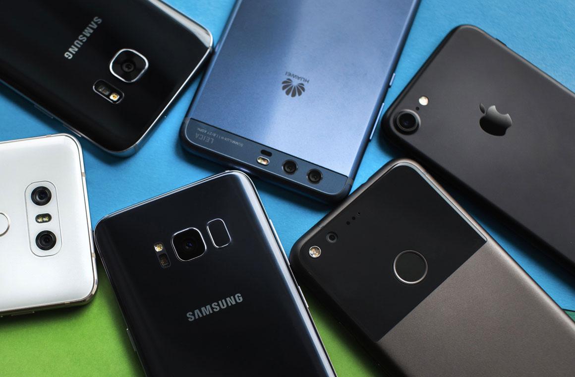 самые мощные смартфоны 2017