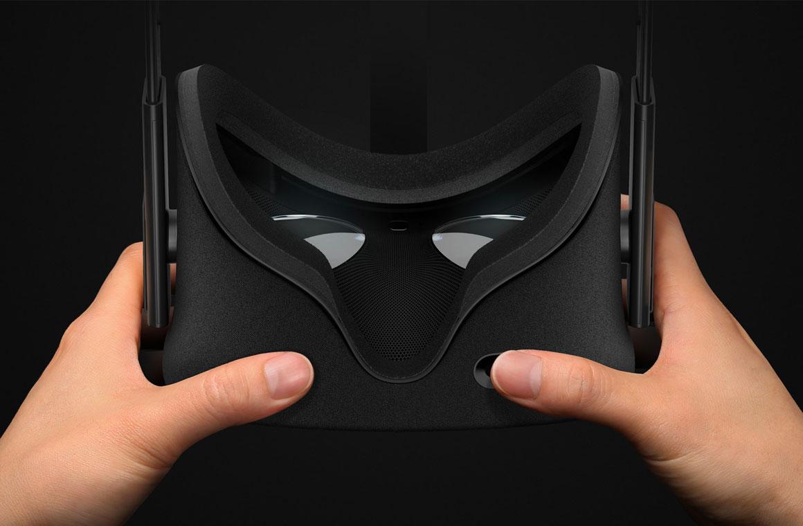 очки Oculus