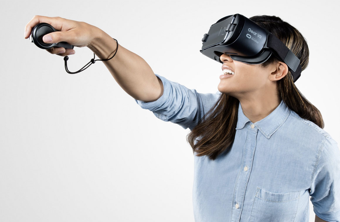 Очки VR Samsung