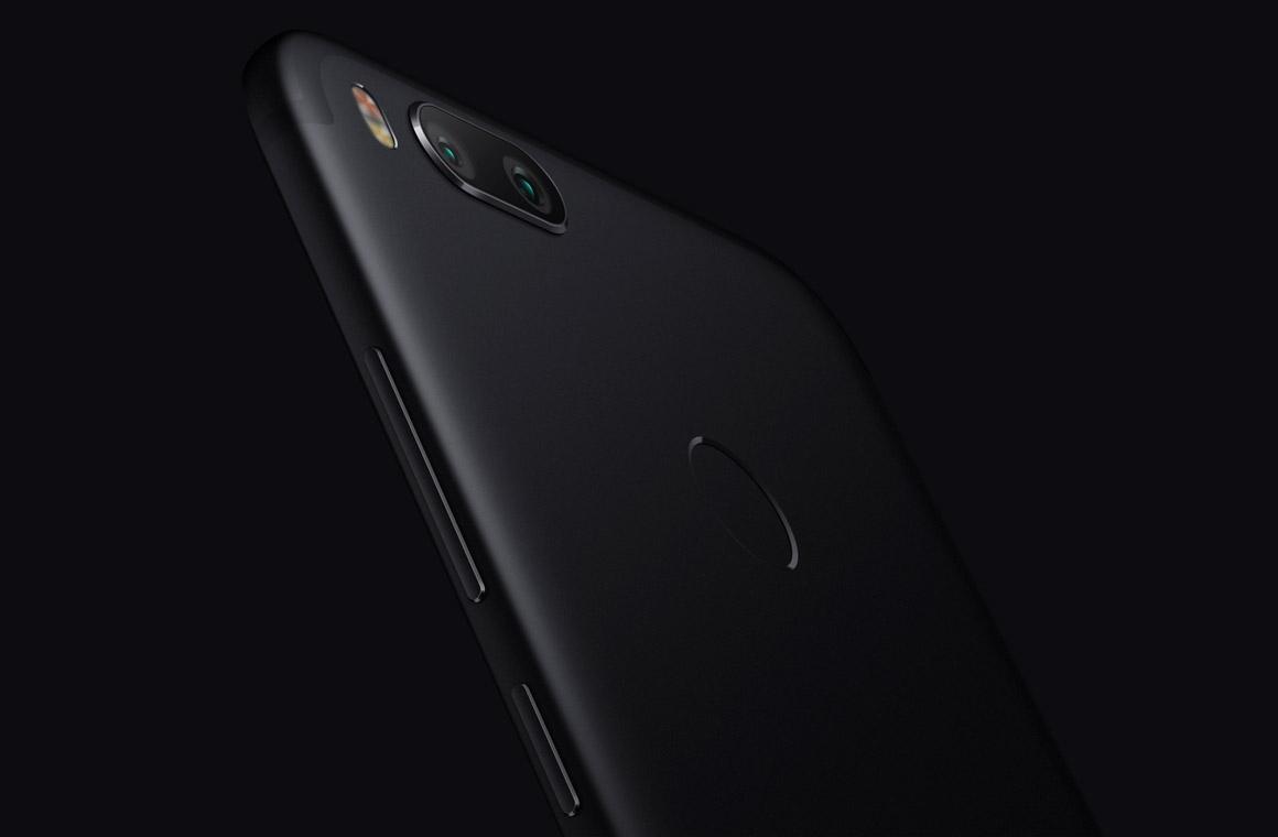 Xiaomi Mi 5X Black