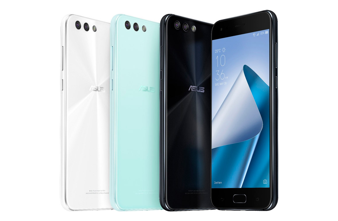 asus Zenfone 4 colors