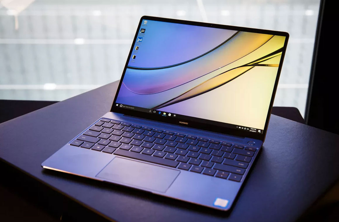 dolby Huawei MateBook X