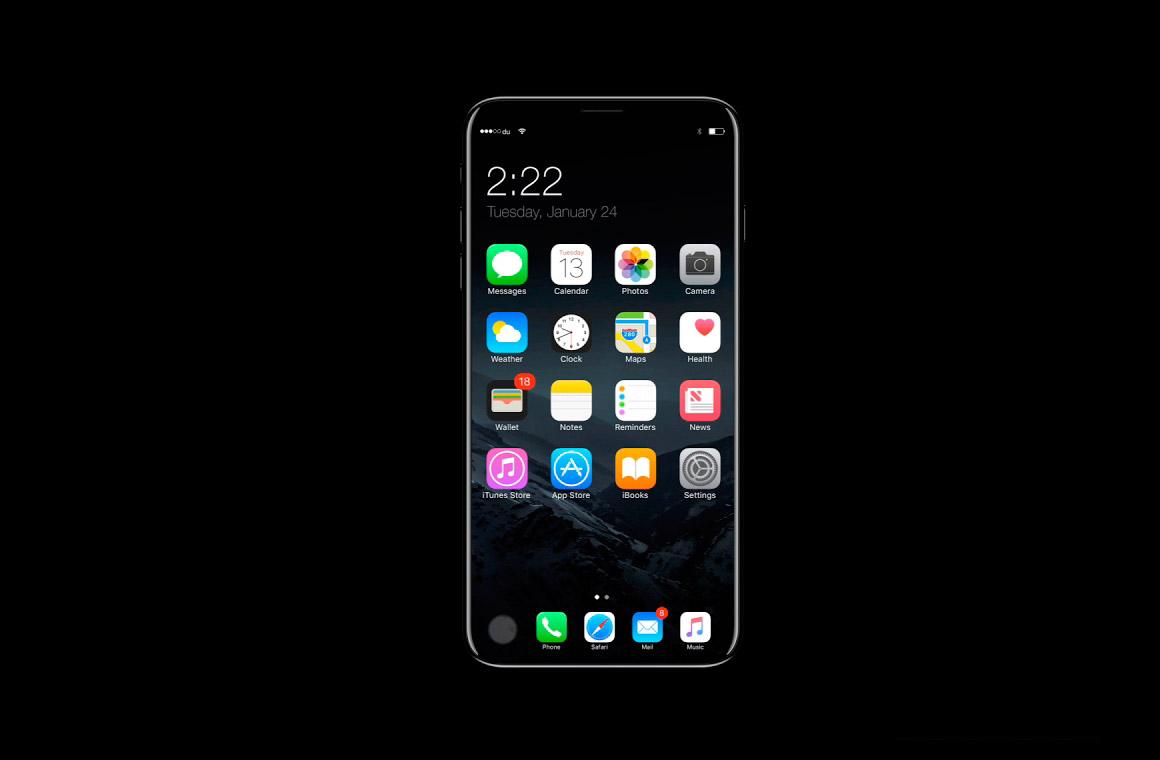мощность iPhone 8