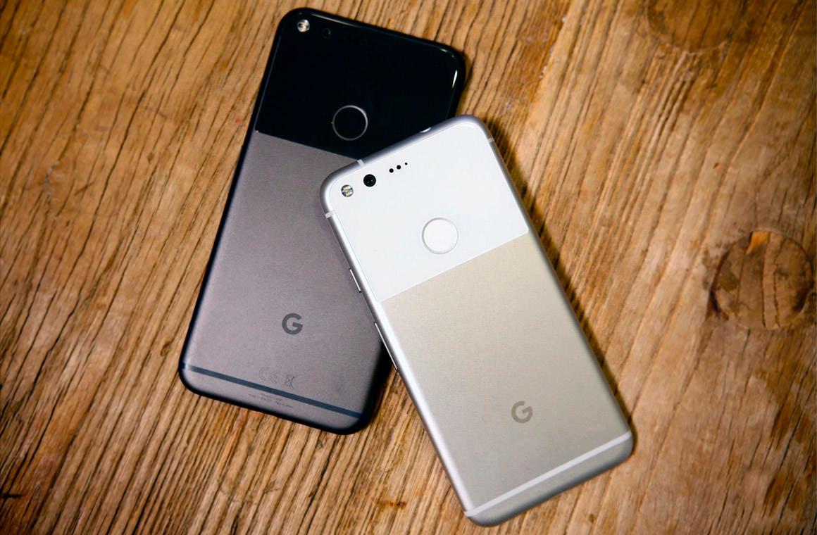 дата выхода google pixel 2