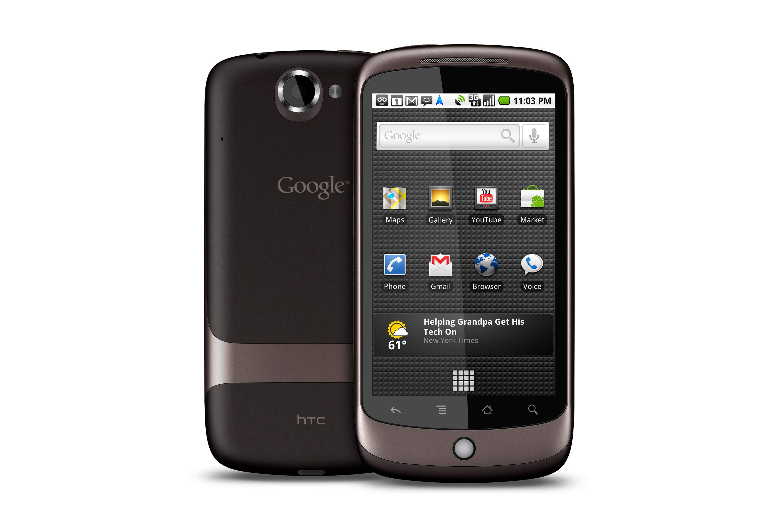 nexus one by HTC