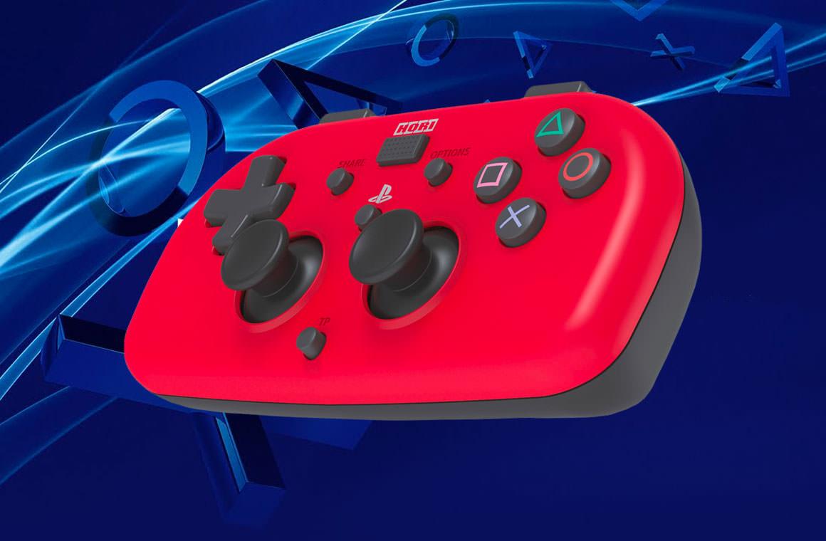 мини геймпад PS4