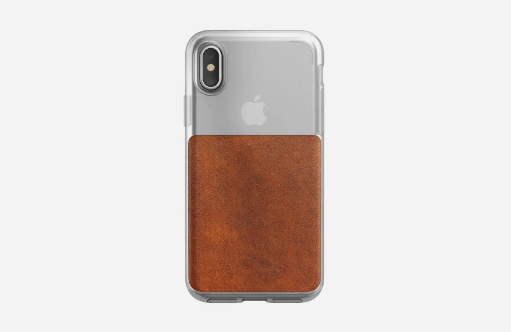 nomad clear case iphone x
