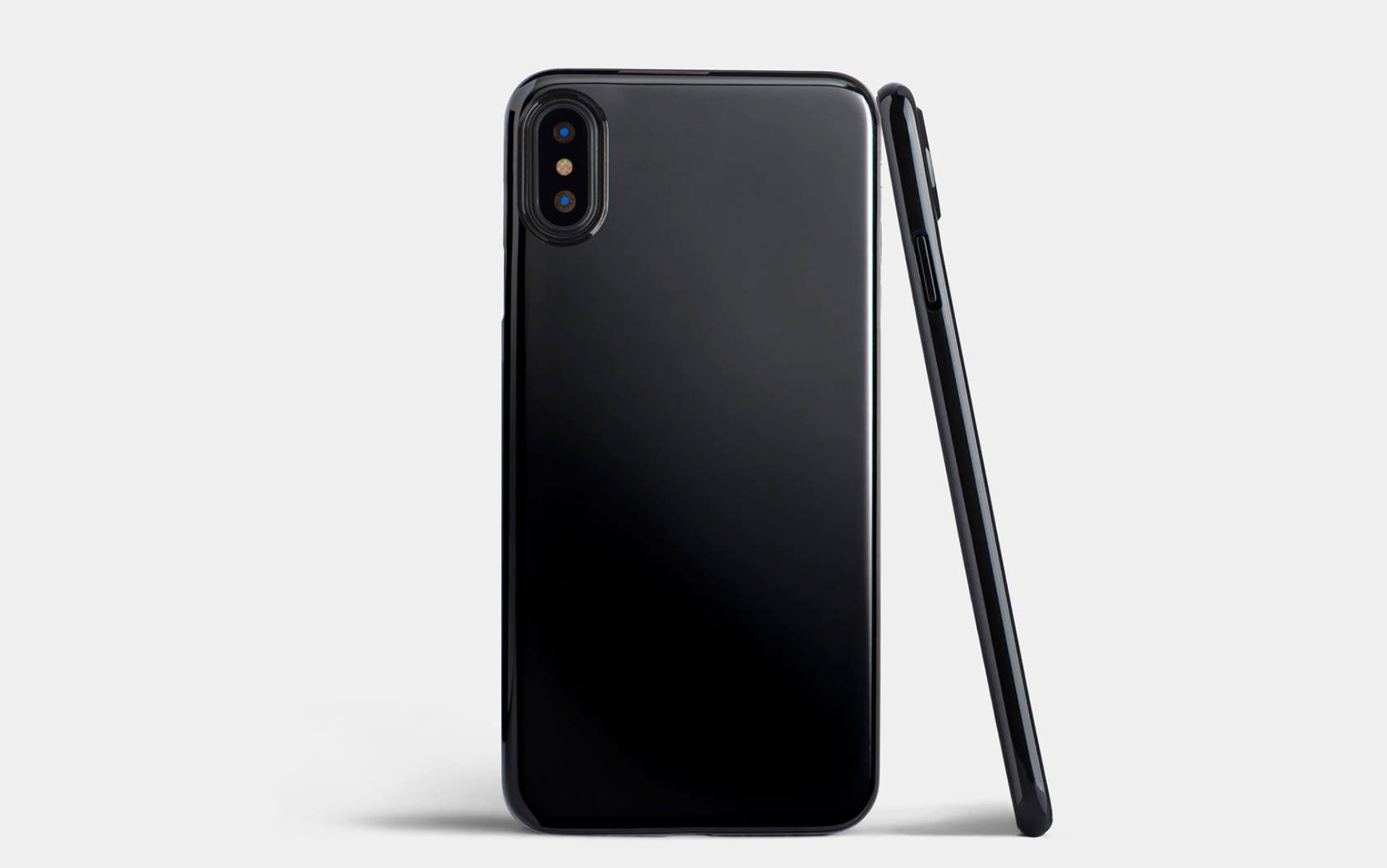 totallee thin iphone x case