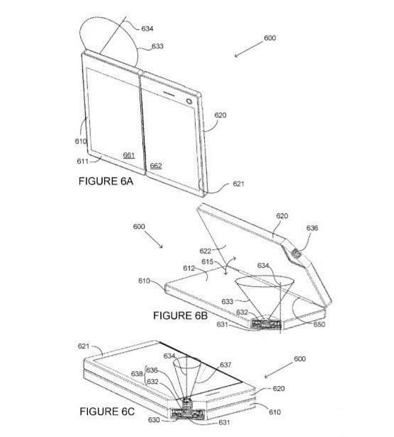 Microsoft Surface Phone обзаведется складной камерой