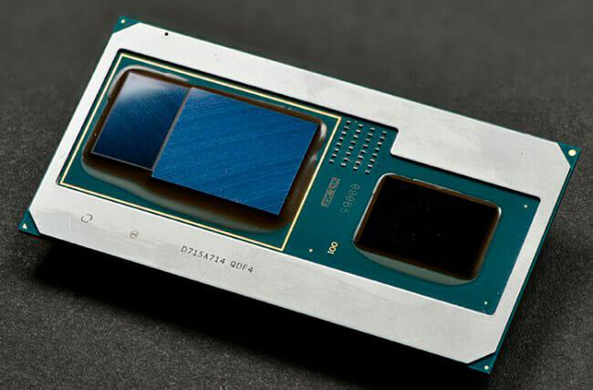 Intel представила первые процессоры Core сграфикой AMD