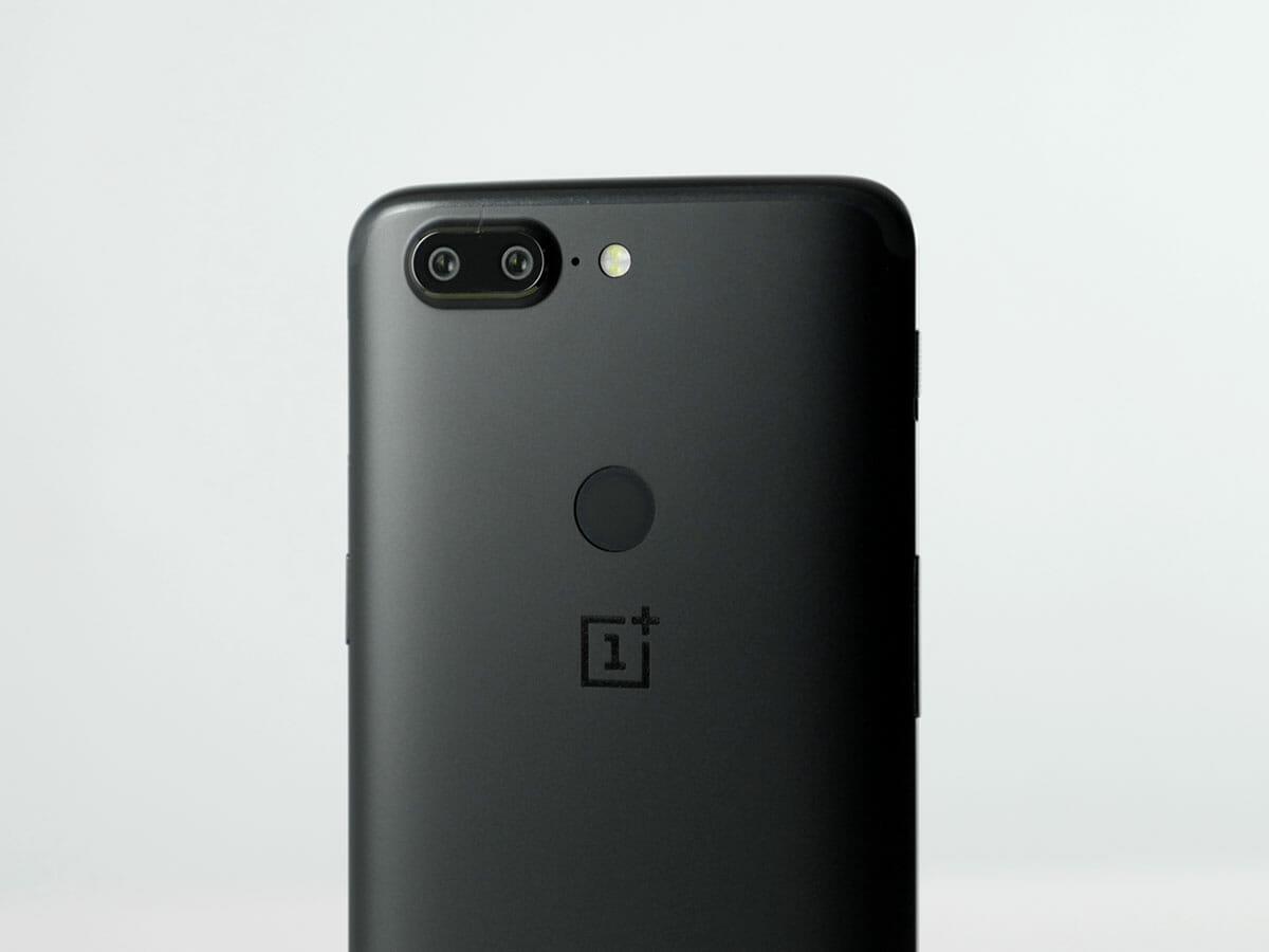 Камера OnePlus 5T