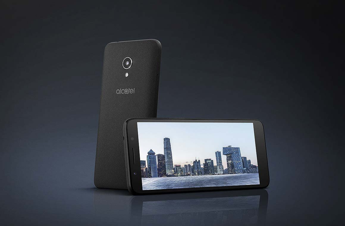 Смартфон Alcatel X1
