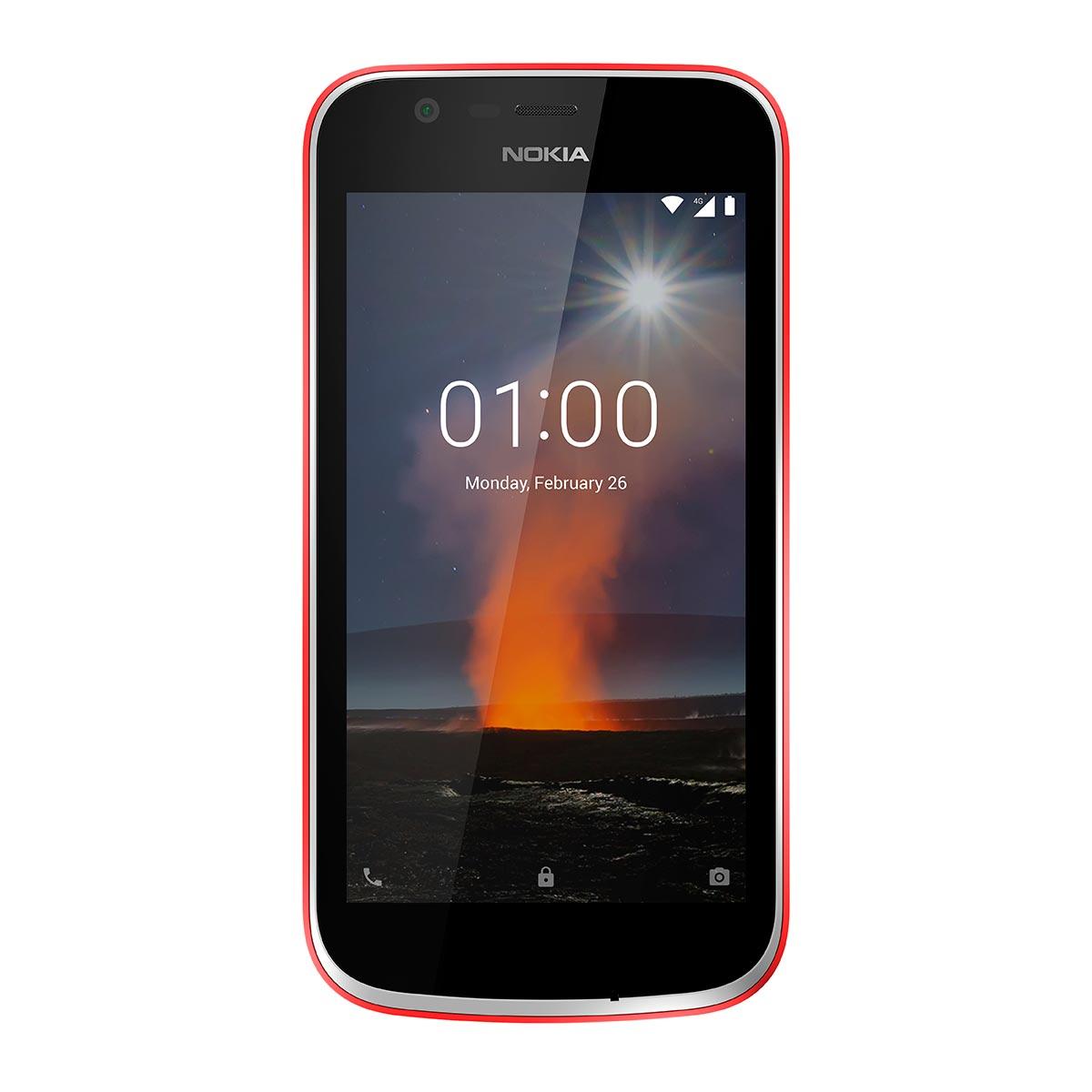 Nokia 1 стал самым бюджетным и простым смартфоном в линейке компании. Он  получил 4 724952477ca55