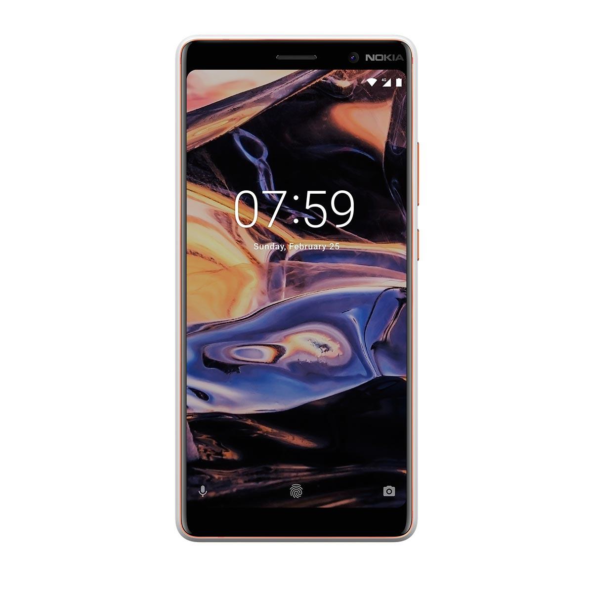 Nokia 7 Plus получил 6-дюймовый дисплей с разрешением FullHD+ и  соотношением сторон 18 9. За производительность отвечает процессор  Snapdragon 660 d00c9b43eab5e