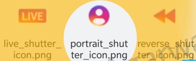 Портретный режим Instagram