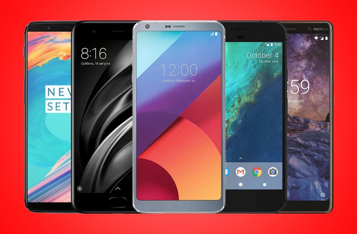 топ лучших смартфонов