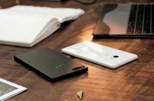 Иллюстративное изображение игрового смартфона Razer Phone