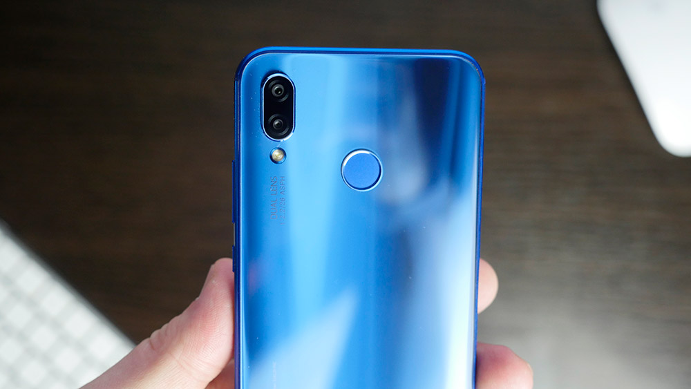 Камера Huawei P20 Lite