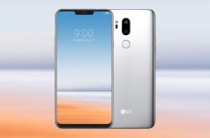 Прототип дизайна LG G7 ThinQ