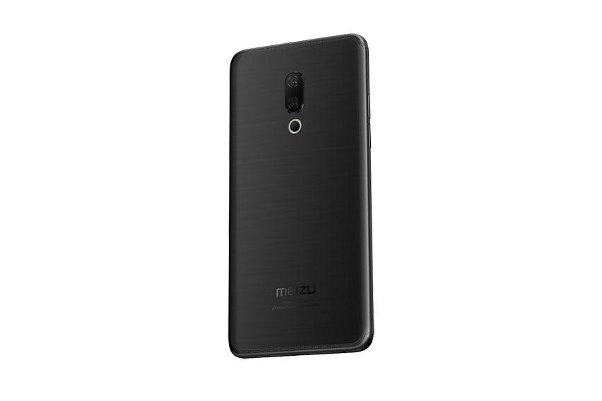 Смартфон Meizu 15 в черном цвете