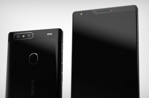 Предположительный дизайн смартфона Nokia X