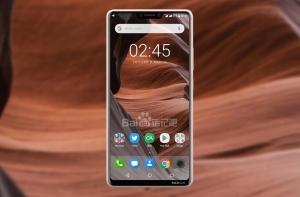 Предположительное изображение Nokia X