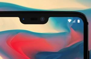 Вырез в дисплее OnePlus 6