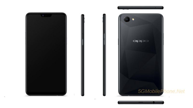 Внешний вид смартфон Oppo A3