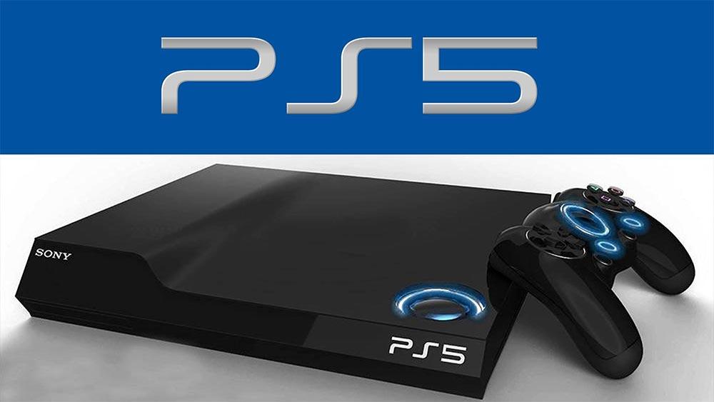 Еще один возможный дизайн консоли PlayStation 5