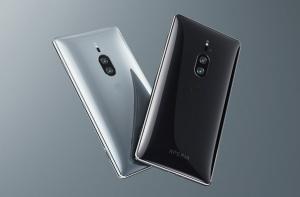 Новые смартфоны Sony Xperia XZ2 Premium