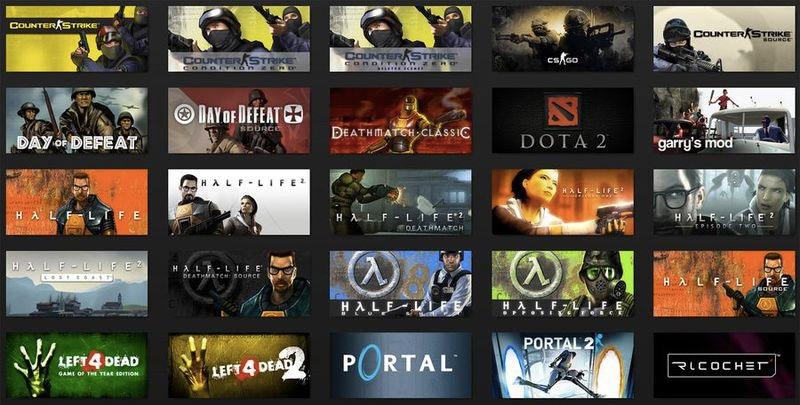 Игры Valve