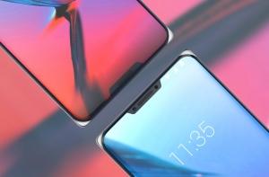 Концепт-дизайн смартфона ZTE Iceberg