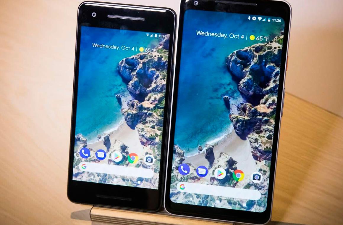 Google Pixel 3 Leaks