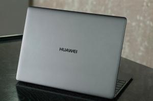 Обзор Huawei MateBook X