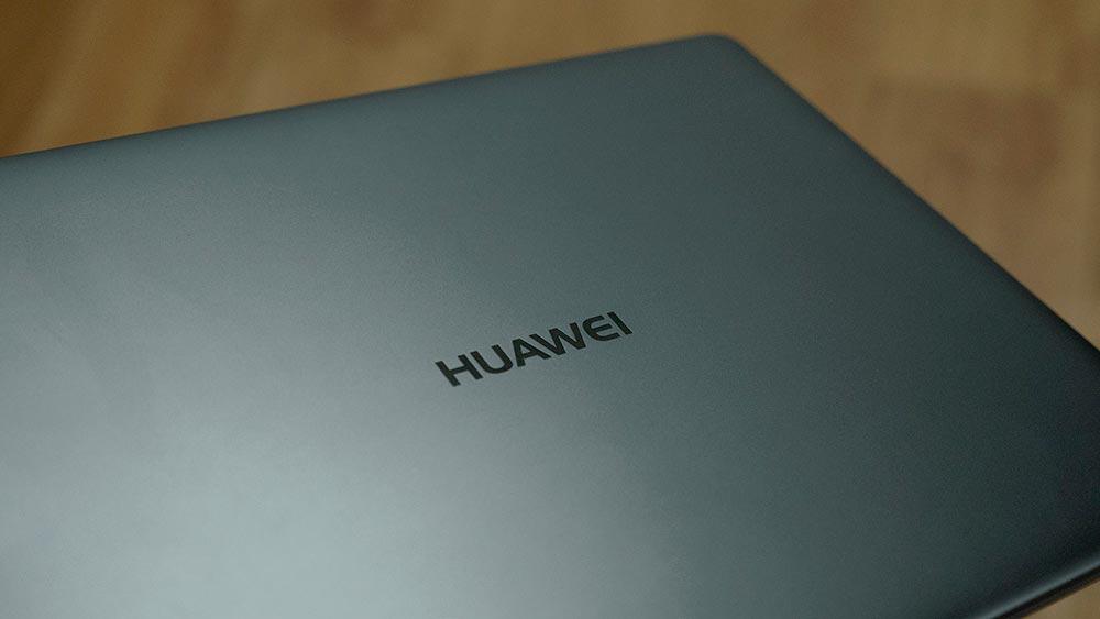 Дизайн крышки Huawei MateBook X